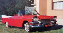 Dodge Coronet. 1958