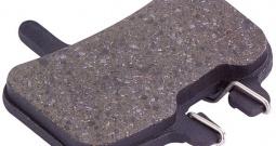 Pločice za disk kočnice Point DS-01