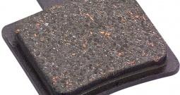 Pločice za disk kočnice Point DS-20