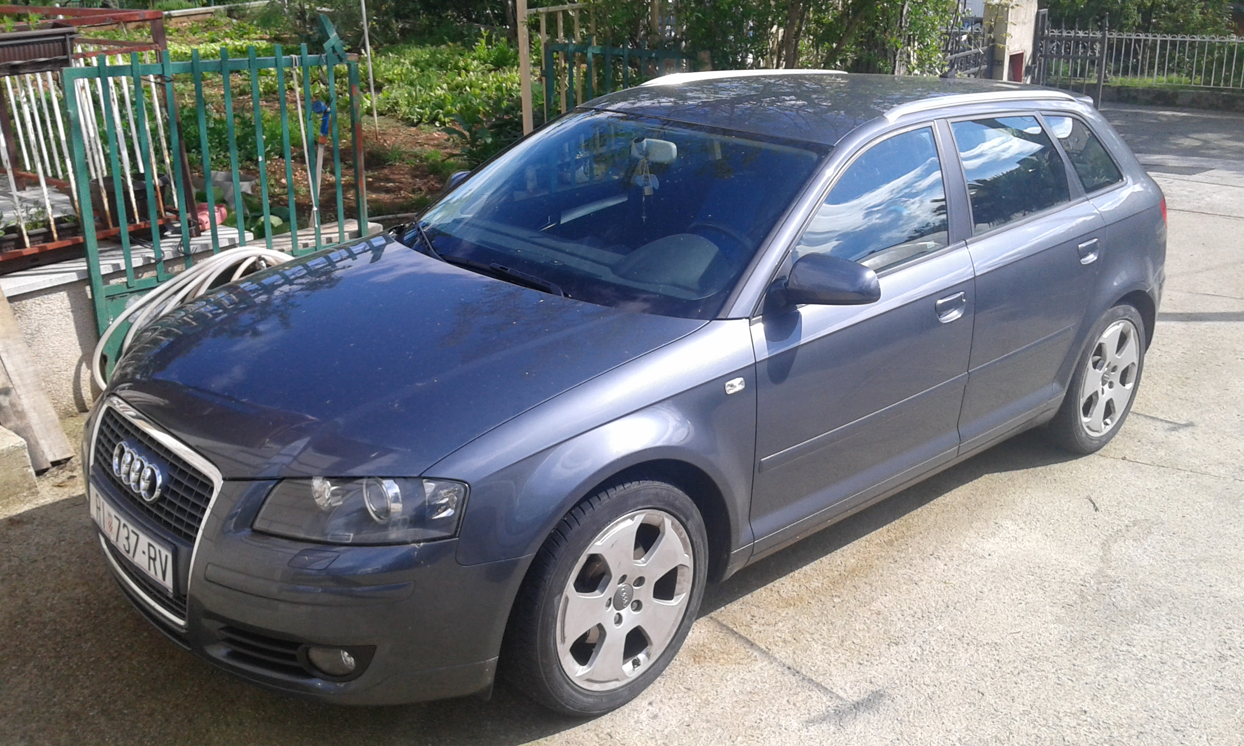 Audi A3 2.0 tdi, Sportback