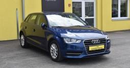 Audi A3 1.6TDI BUSINESS S.BACK, ALU, NAVI, 2 GOD GARANCIJE
