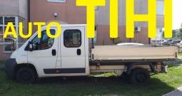 Fiat ducato 2, 2 2007g dupla kabina samo sačuvan otpl zamj beslatna dostava