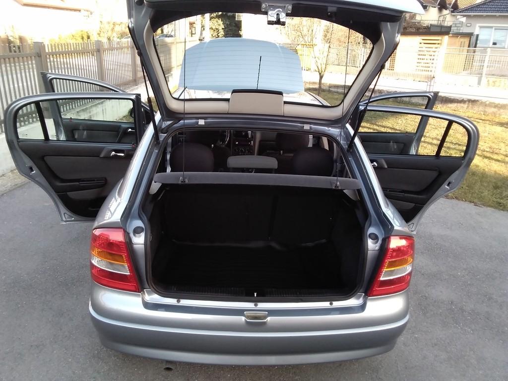 Opel Astra 1.6 Twinport LPG