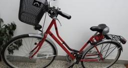 Bicikl s puno opreme
