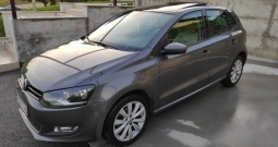 VW Polo 1,6 TDI, DSG, HIGHLINE, koza, navigac