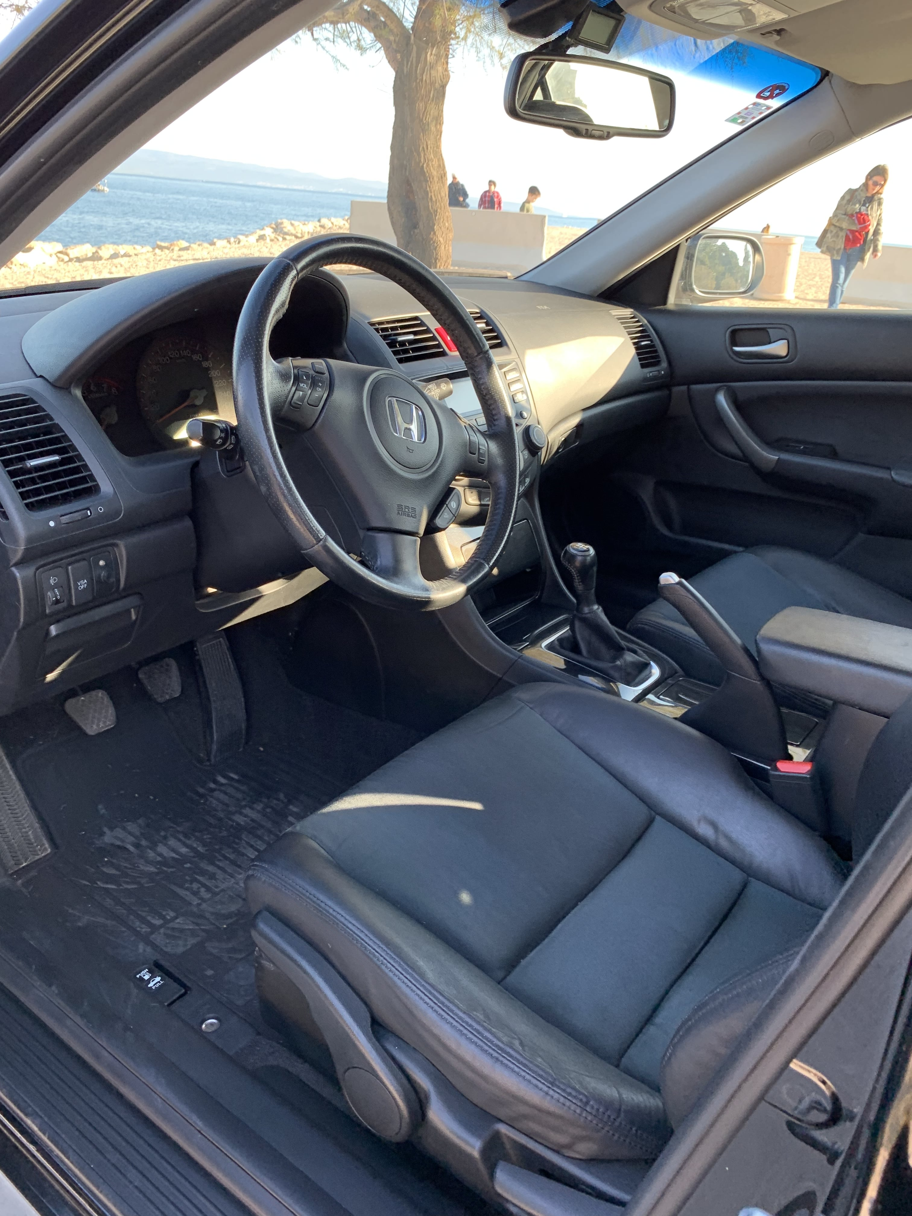 Honda Accord 2.0 sport (105 000km)
