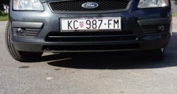 Ford Focus 1.6. TDCI, 110ks, 2007. god.