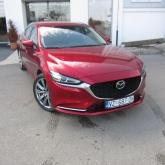 Mazda 6 2.2CD Revolution