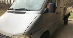 Mercedes Sprinter, dupla kabina