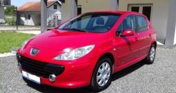 Peugeot 307 1. 4 16v- gratis prijenos, nije uvoz, odličan auto!