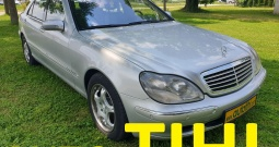 Mercedes S Kasa 2004. g. 234 tkm 400 cdi, 3.996 cm3 184 kw
