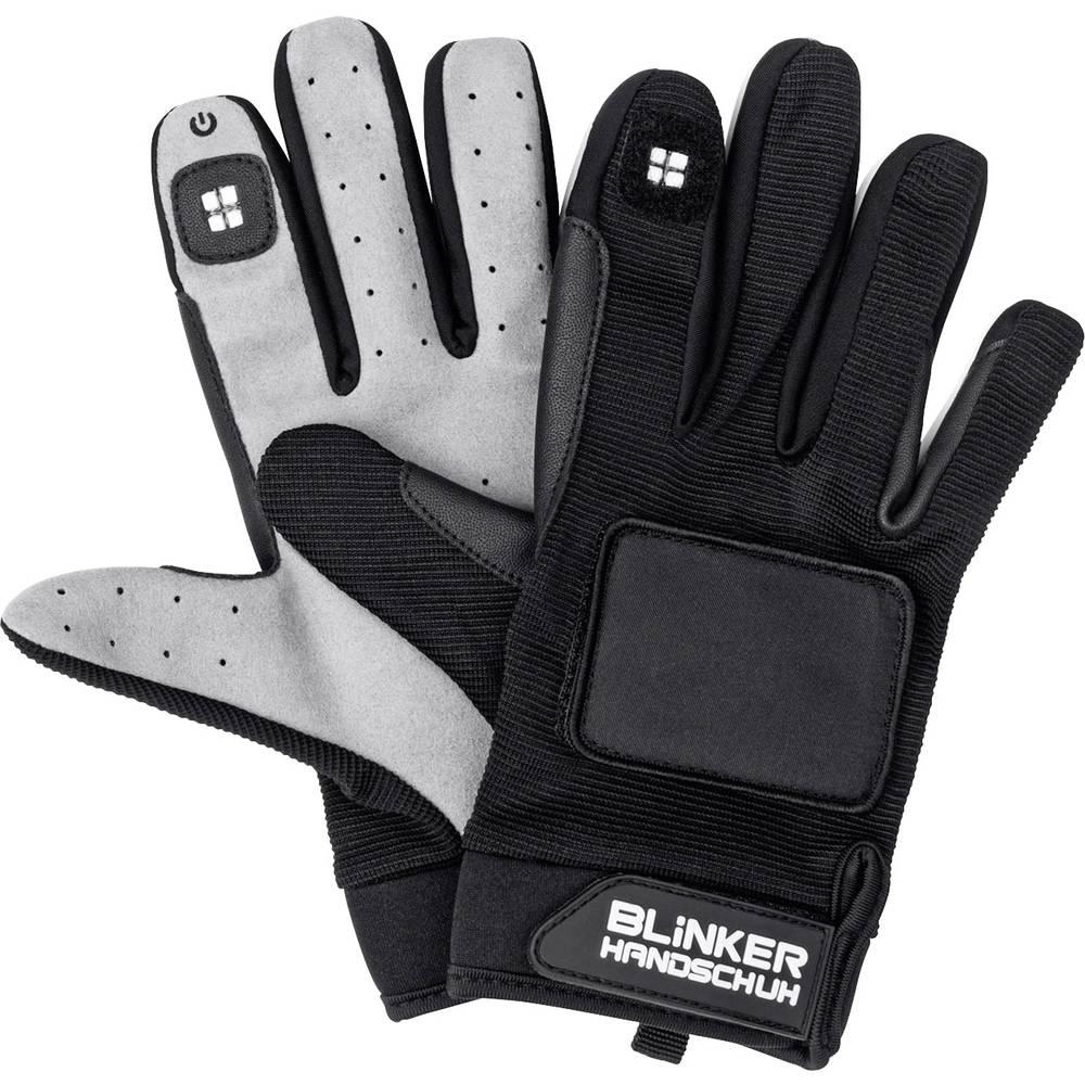 Rukavice Blinker Handschuh 0501 Crna Dug M/L