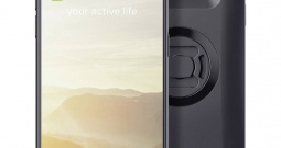 Držač za pametni telefon SP Connect SP PHONE CASE SET S7 Crna