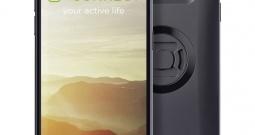 Držač za pametni telefon SP Connect SP PHONE CASE SET S7 EDGE Crna