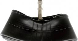 """Zračnica 12.5 \\"""" Point 8120001 Dunlop ventil (DV)"""