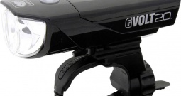 Prednje svjetlo za bicikl Cateye GVOLT20 HL-EL350G LED (jednobojna) baterijsk...
