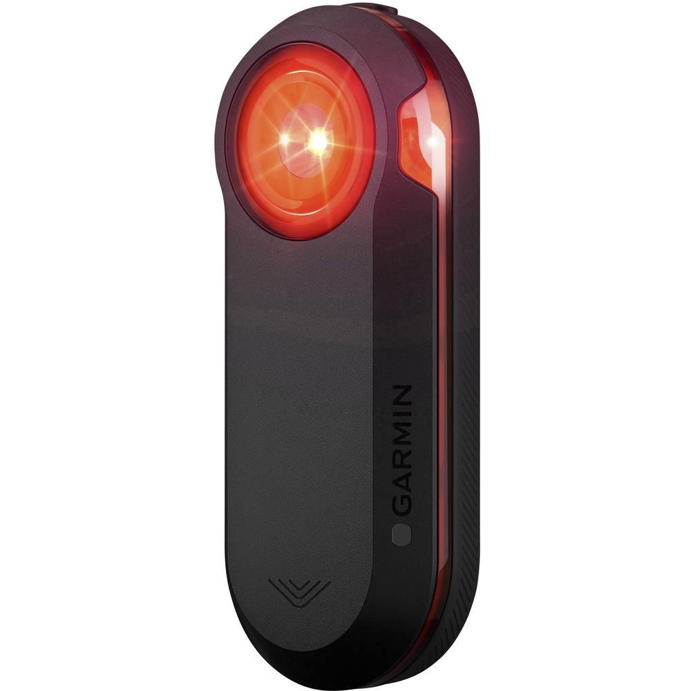 Stražnje svjetlo za bicikl Garmin Varia RTL511-Radar Crna