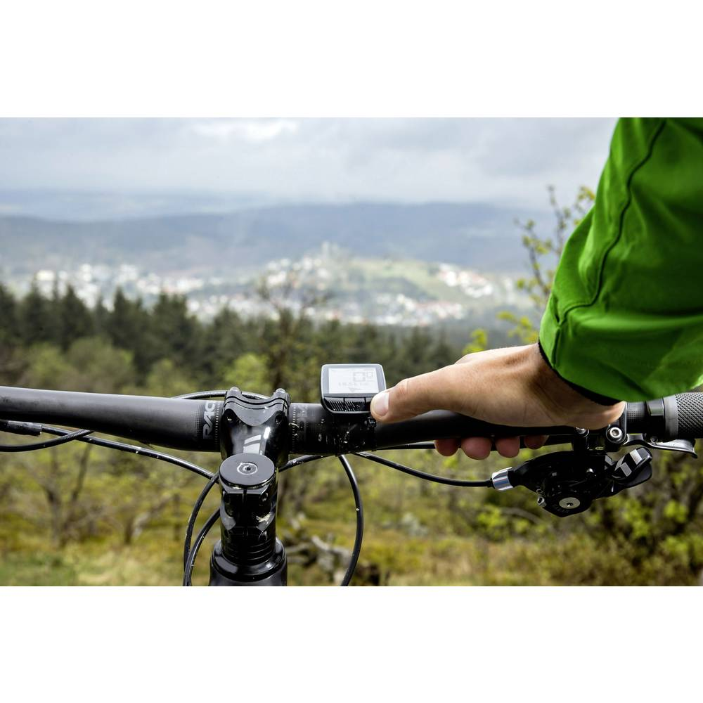 Bežično računalo za bicikl Sigma PURE GPS S punim grafičkim zaslonom