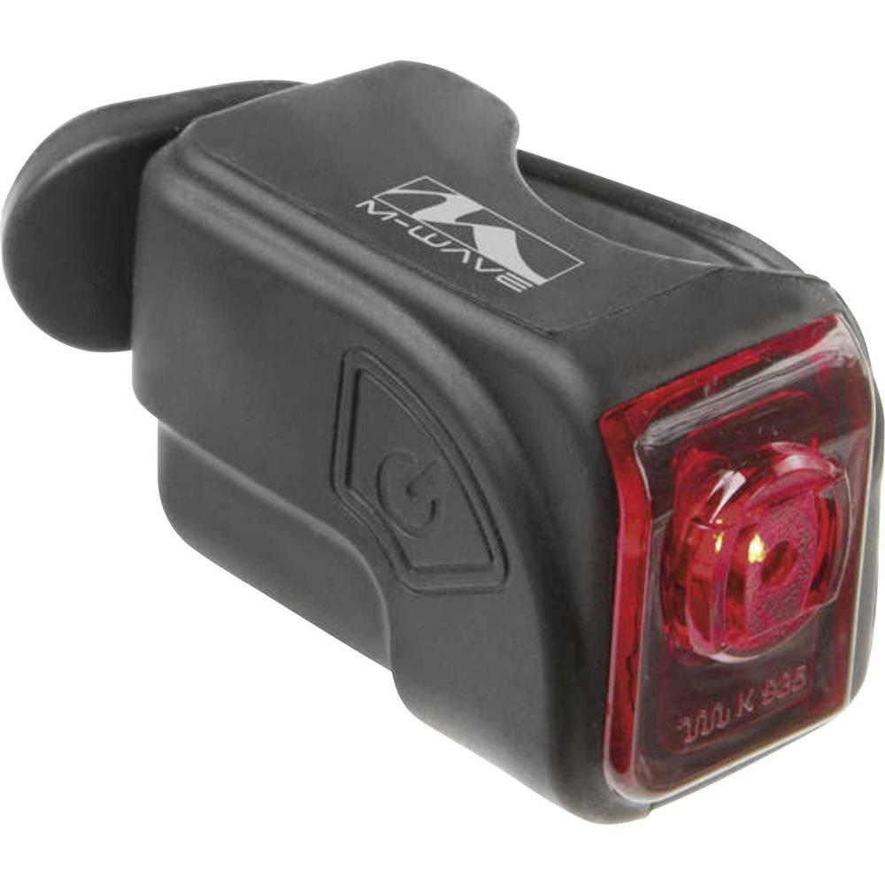 Komplet svjetla za bicikl M-Wave ATLAS K10 USB LED pogon na punjivu bateriju ...