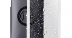 Zaštitni etui za pametni telefon SP Connect SP WEATHER COVER IPHONE X Prozir...
