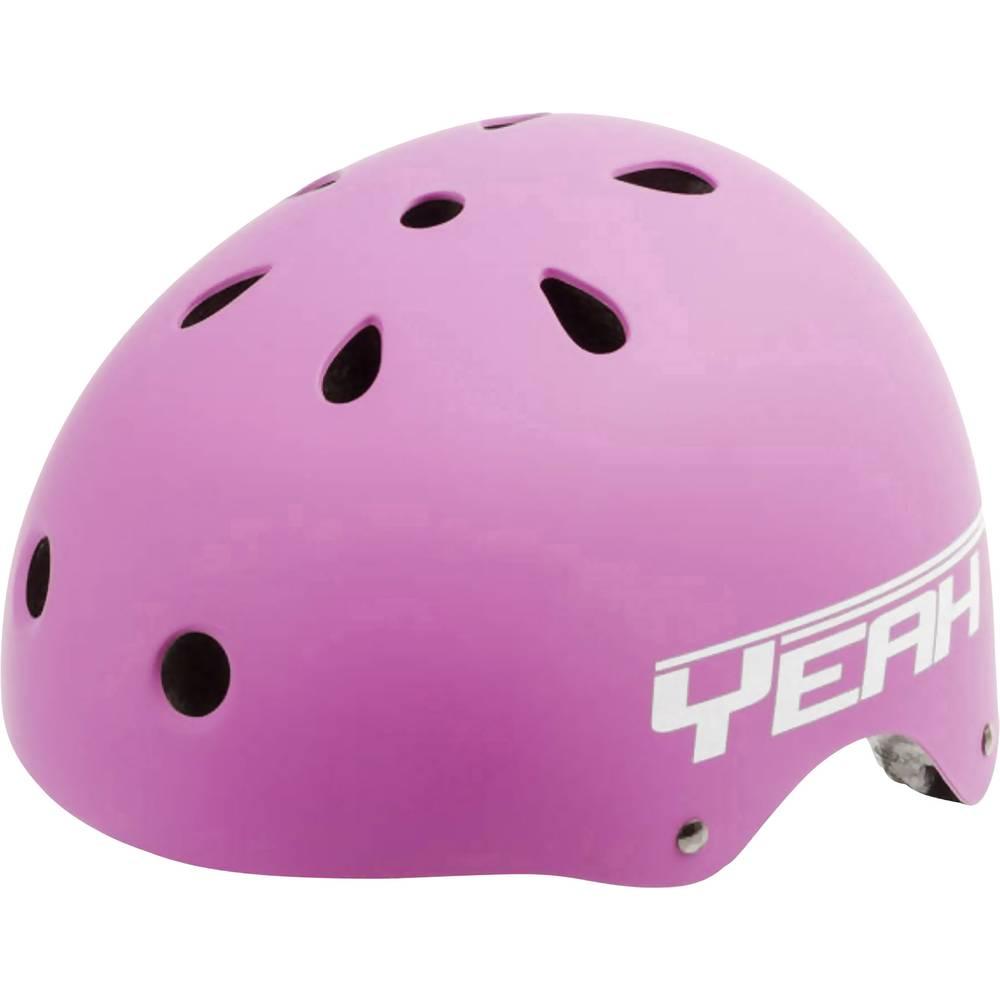 Dječja kaciga Mat, Ružičasta Veličina odjeće=L Opseg glave=58-61 cm