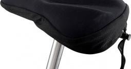 "Prevlaka za sjedalo \\""deep groove\\"", MTB/Trekking Crna"