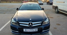 Mercedes C-klasa C220 Coupe, 2013god.,69000km