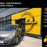 Opel Meriva 1,3 CDTI