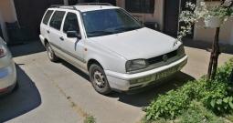 VW Golf III, karavan, 1.9 diesel