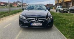 Mercedes e 200 edition e ( avantgarde +) limitirana serija 03/2017 godina