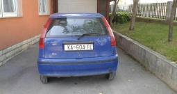 Fiat Punto, plin, reg. 04/2020. g.
