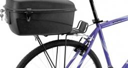 Lokot za bicikl, oprema za bicikl 122460 Topcase Amsterdam L