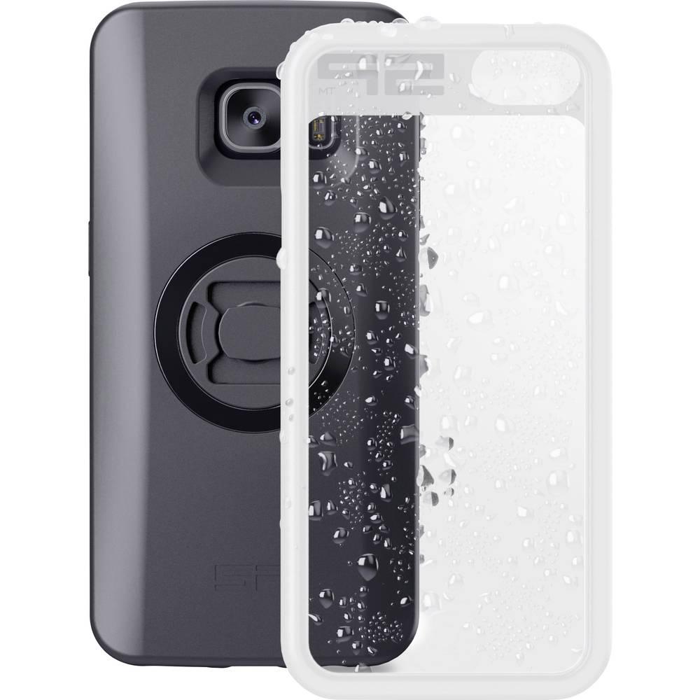Zaštitni etui za pametni telefon SP Connect SP WEATHER COVER S7 Prozirna, Crna