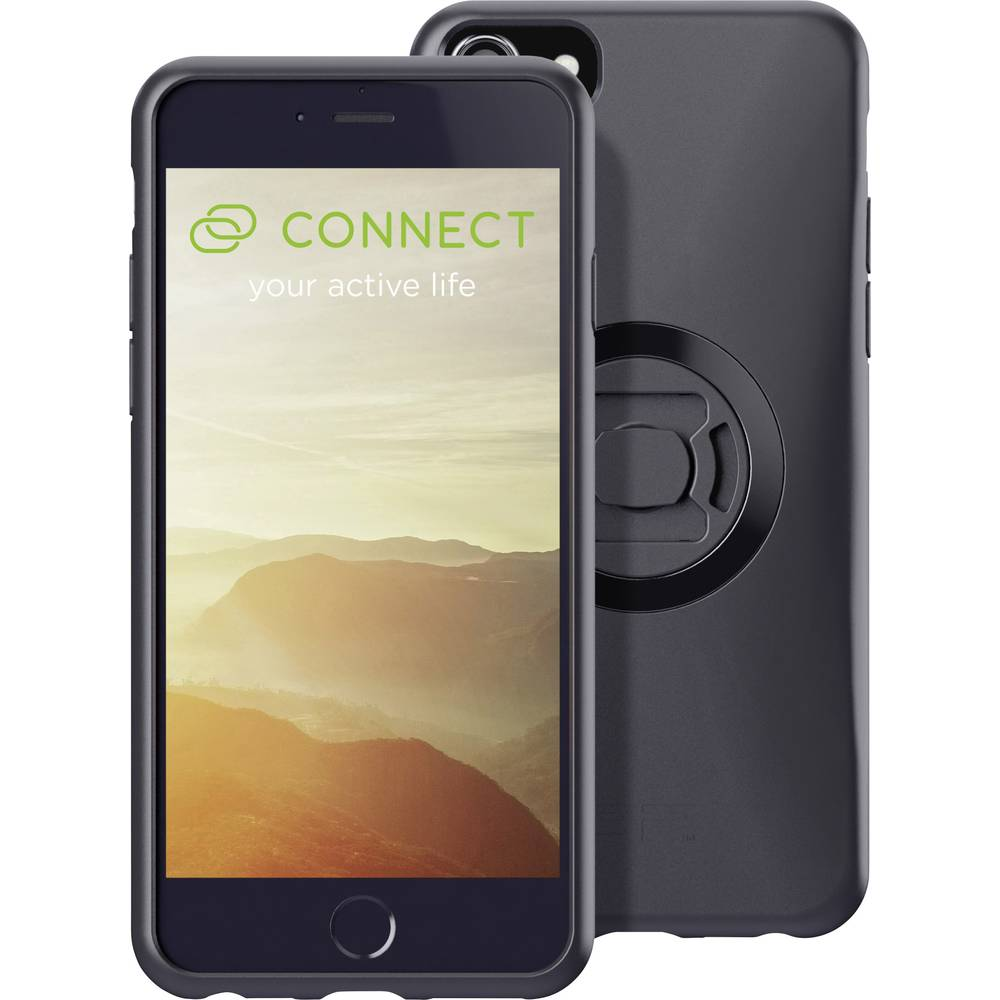 Držač za pametni telefon SP Connect SP PHONE CASE SET IPHONE 8/7/6S/6 Crna