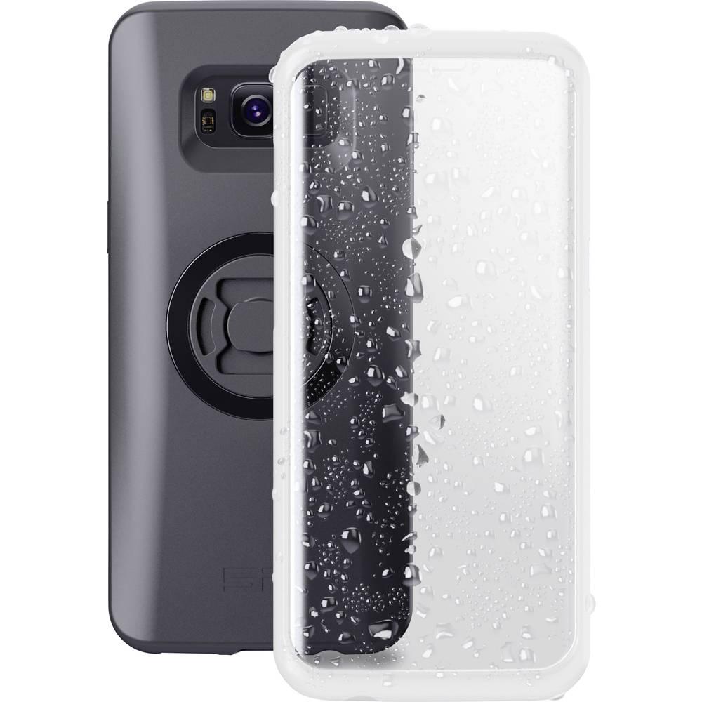 Zaštitni etui za pametni telefon SP Connect Prozirna, Crna