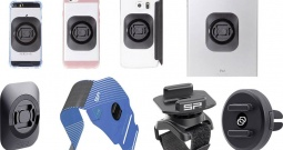 Držač za volan za pametni telefon SP Connect SP MULTI ACTIVITY BUNDLE UNIVE...