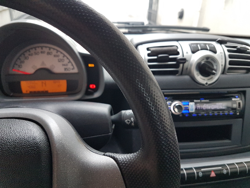 Smart fortwo 451 MHD