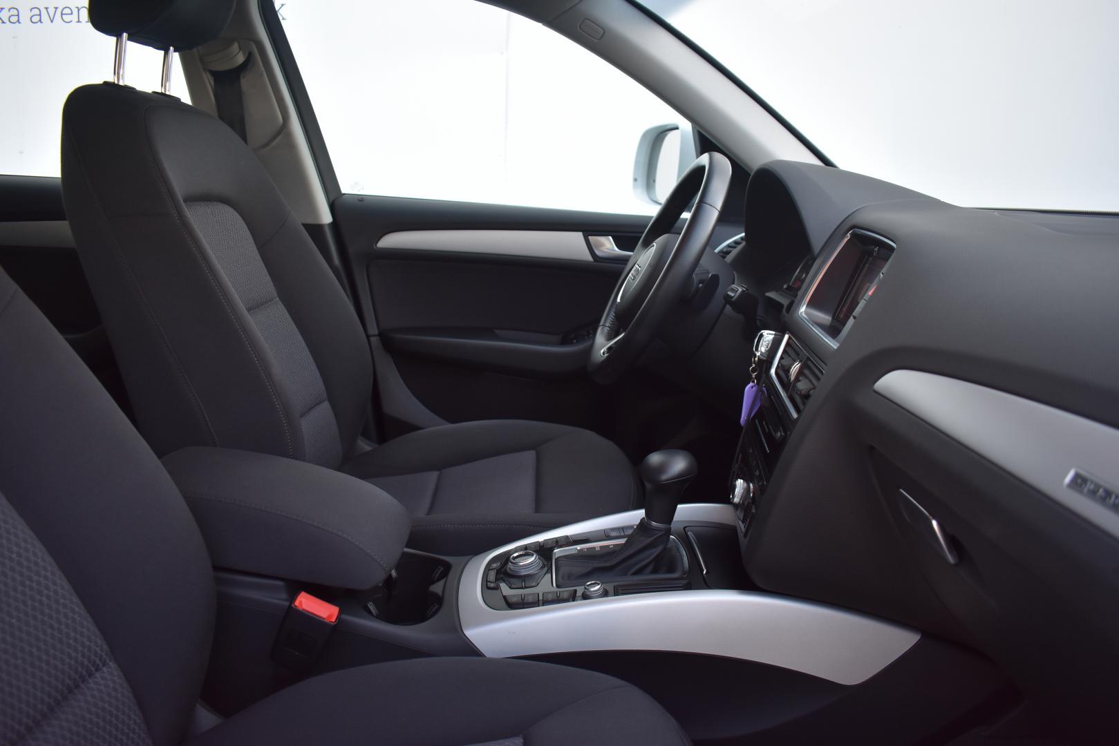 Audi Q5 2.0 TDI QUATTRO,NAVI,SENZORI,BIXENON,TEMPOMAT, 2 GODINE GARANCIJE