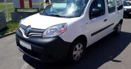 N1 Renault Kangoo Maxi Furgon Produžena kabina 1,5 dCi 90