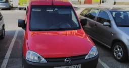 Opel Combo 1.7 cdti, na ime kupca