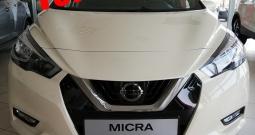 Nissan Micra 0.9 Acenta FL - novo vozilo