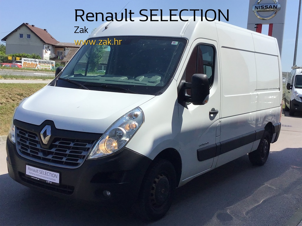Renault Master Furgon L2H2P3 2,3 dCi 135 Energy TwinTurbo