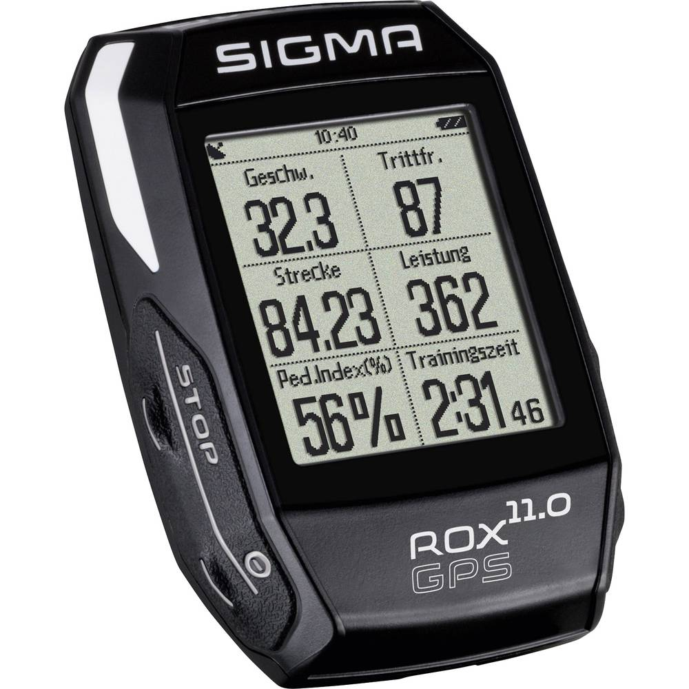 Bežično računalo za bicikl Sigma ANT Sa sustavom senzora