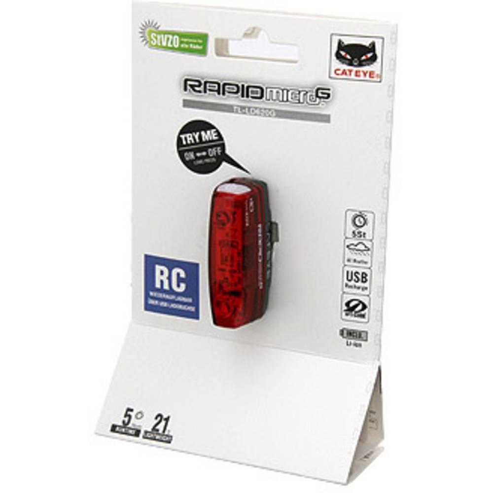 Stražnje svjetlo za bicikl Cateye Rapid Micro G TL-LD 620G LED (jednobojna) ...