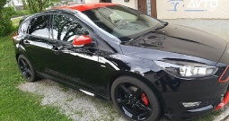 Ford Focus 2.0 TDCi ST-Line Red Black