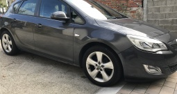 Opel Astra J 1.6 Enjoy + BRC plin