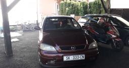 Opel Astra 1.7 cdti, 2002. godina