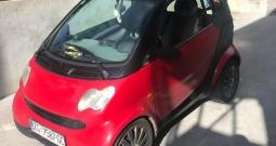 Smart 0.8 diesel, reg do 12/2019., cijena na ime kupca