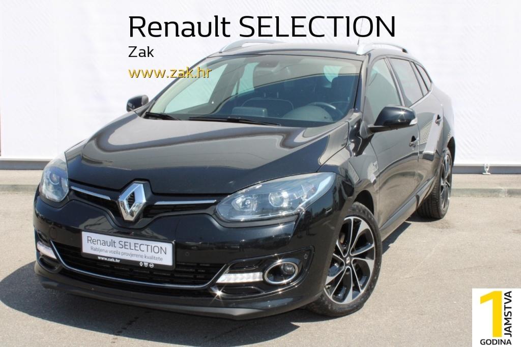 Renault Mégane Grandtour dCi 130 BOSE Edition