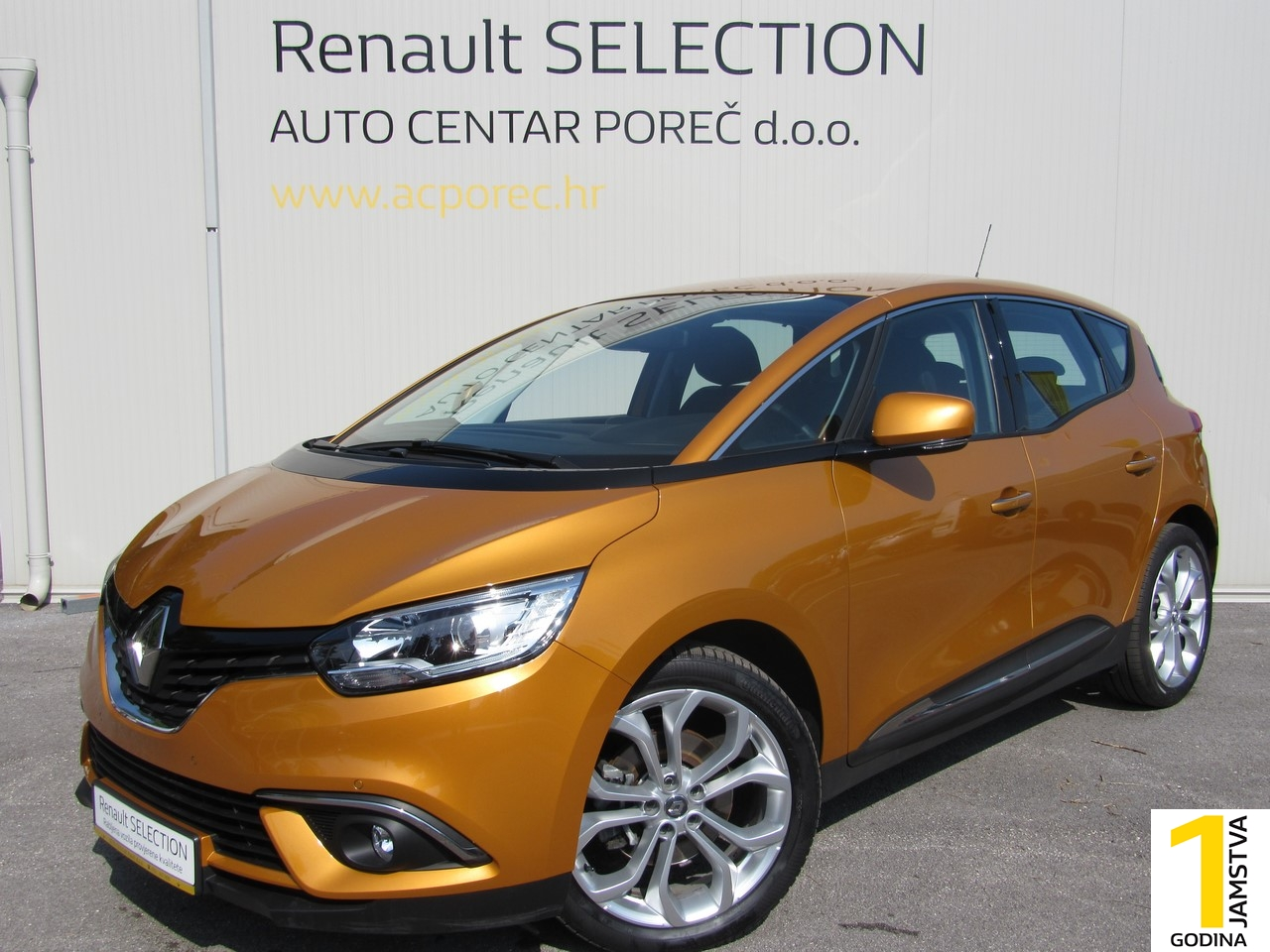 Renault Scénic dCi 110 Energy Intens EDC*AUTOMATIC*